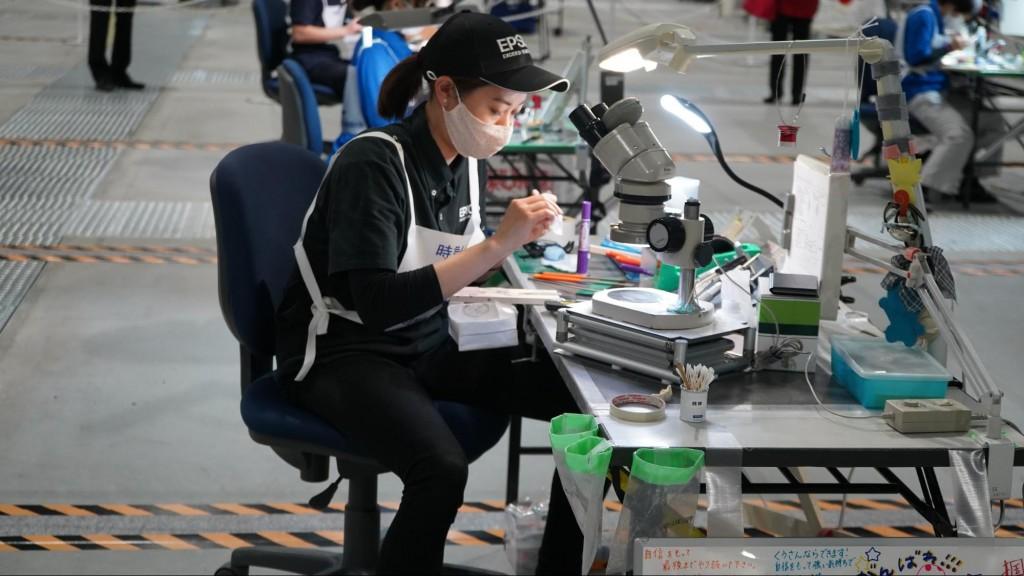 銅賞 時計修理 齊藤 美有 セイコーエプソン株式会社 諏訪市
