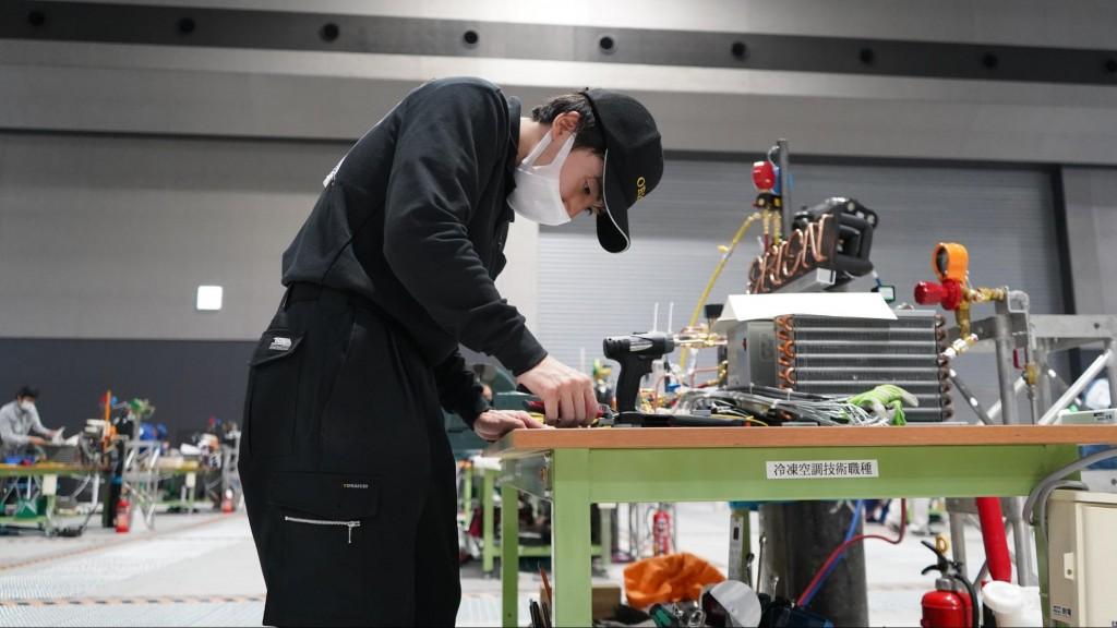 銅賞 冷凍空調技術 高橋 龍世 オリオン機械株式会社 須坂市